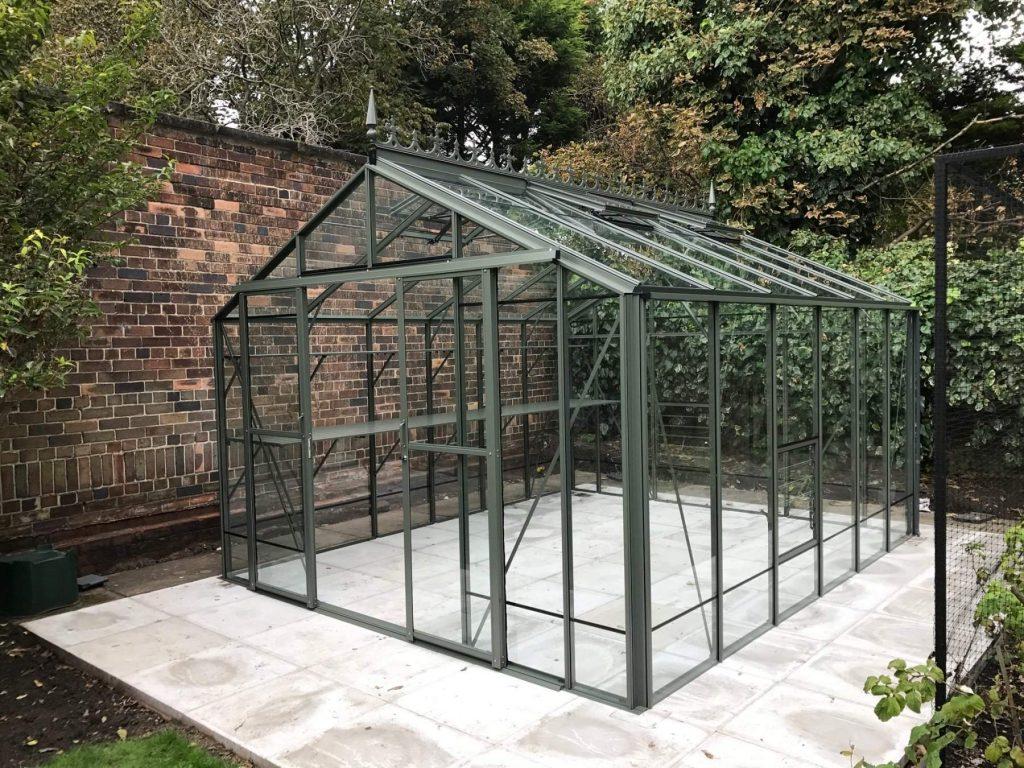Robinsons Rosette Greenhouse Greenhousesrus