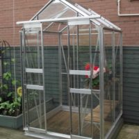 4ft Wide Sandon Greenhouse