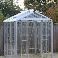 5ft Wide Regatta Greenhouse