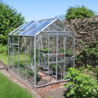 5ft Wide Stafford Greenhouse