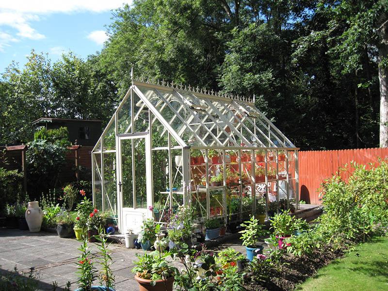 Main Greenhouse Image